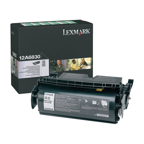 LEXMARK 12A6830 - T520/522_2