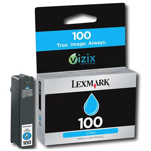 LEXMARK 14N0900E ( # 100) Cyan_2