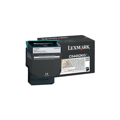 LEXMARK C544X2KG Bk-C544_2