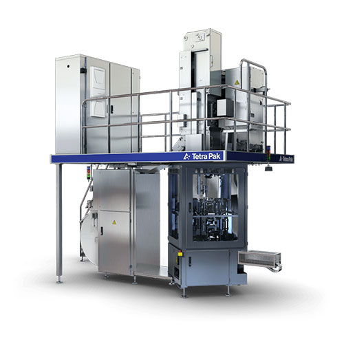 Tetra pak a1 for tca- filling machine