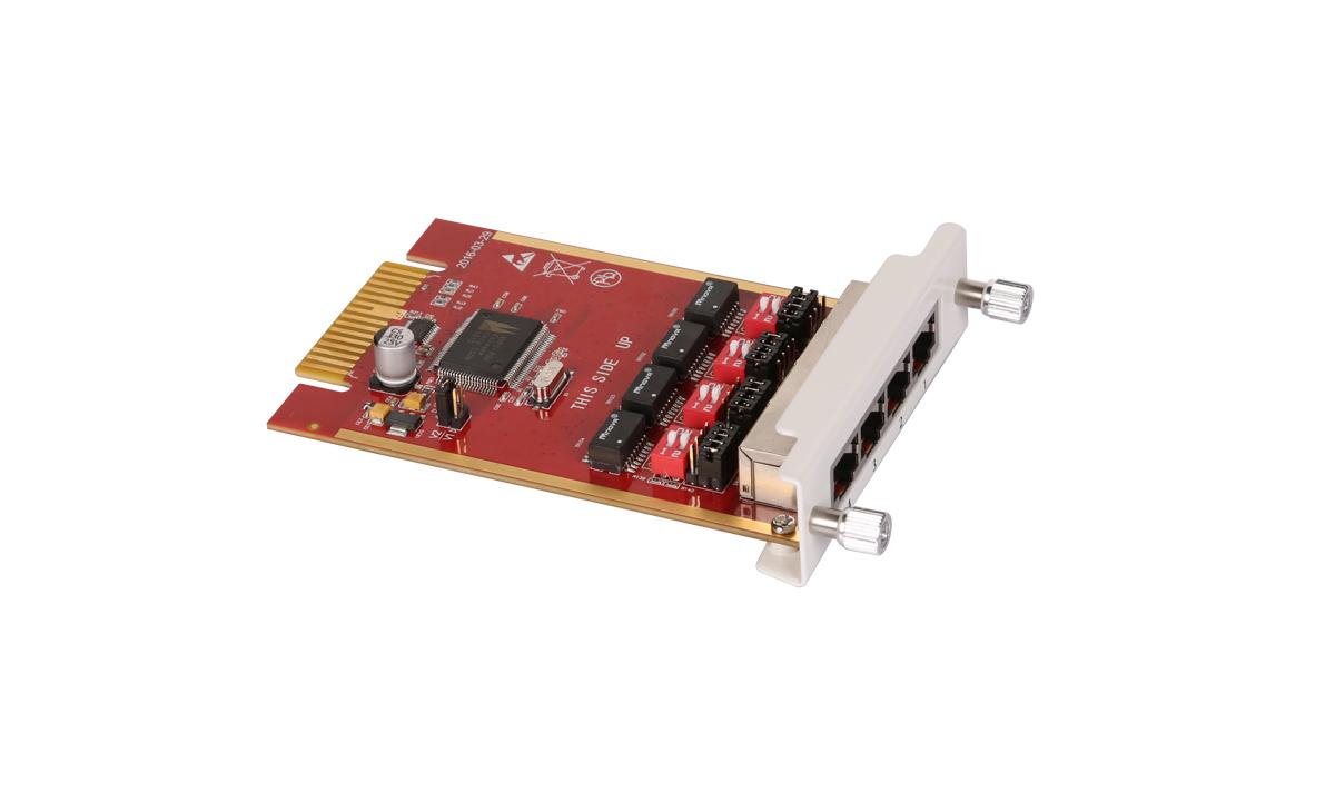 Zycoo 4bri module