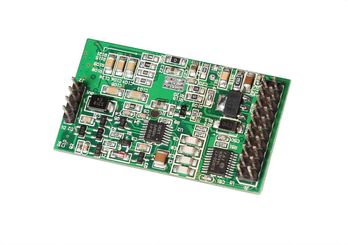 Zycoo fxos module