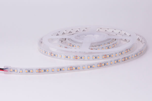3528 silicon sleeved-  flexible led strip