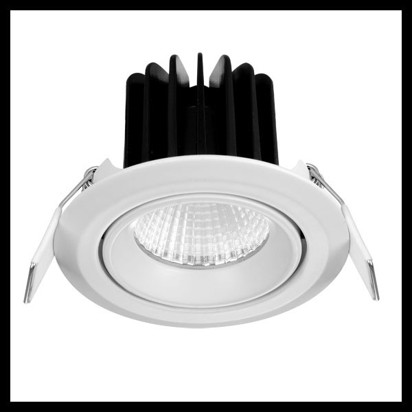 Triac dimmable a-spot- led spotlight