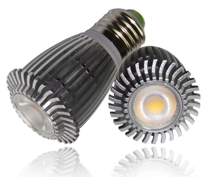 M-spot- led spotlight