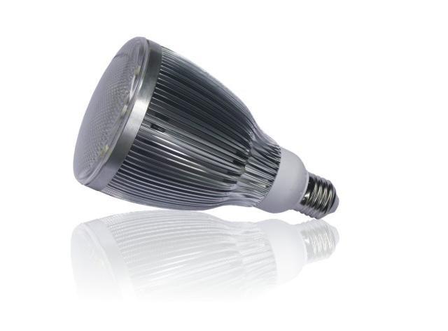 Triac dimmable par30- led spotlight