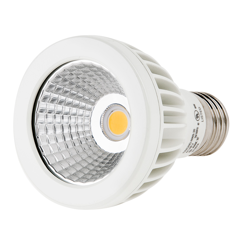 Triac dimmable par20- led spotlight