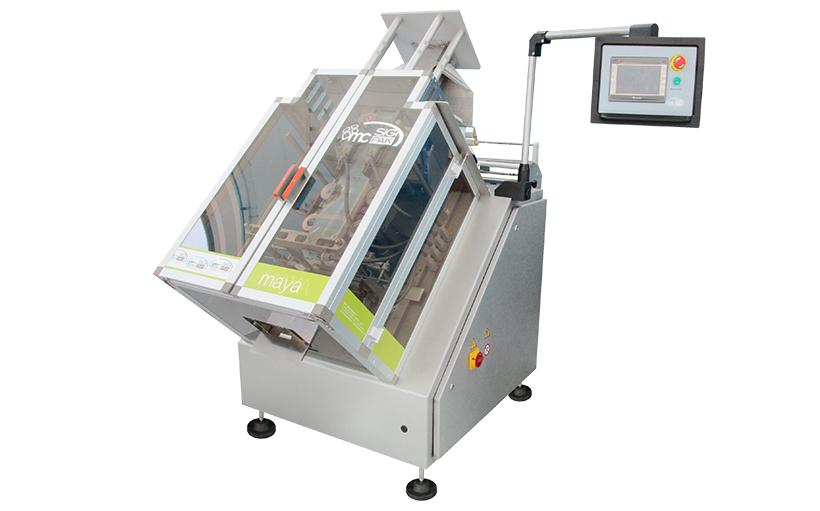 Maya inclinata- packaging machinery