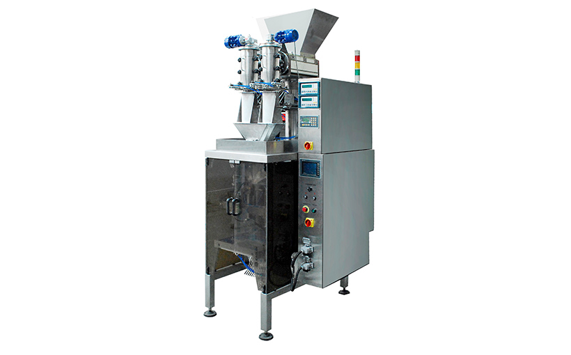 Pitpack smart in stainless steel- packaging machinery
