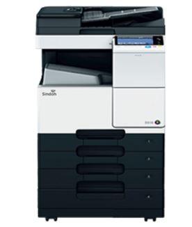 A3 color multifunctional digital copier