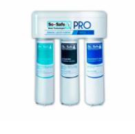 Pro triple drinking water purifier