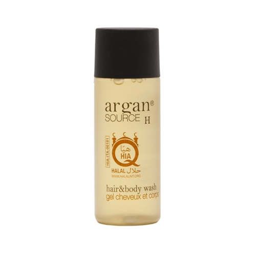 Argan source h: hair & body wash 30ml