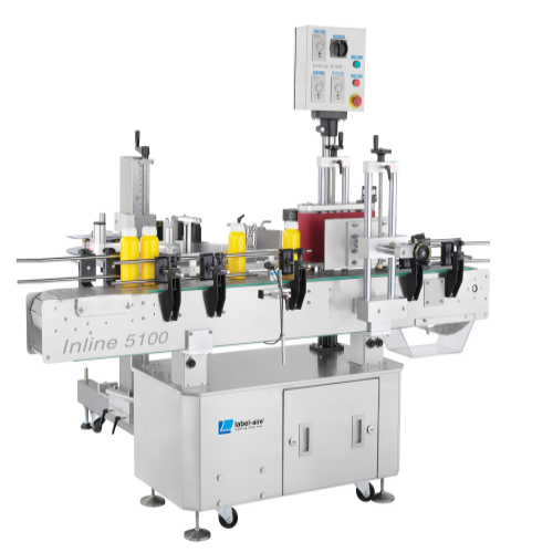Labelling systems: inline series 5100