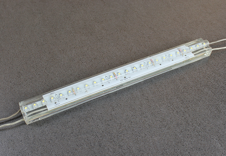 Double protection xt-25 underground led linear light source