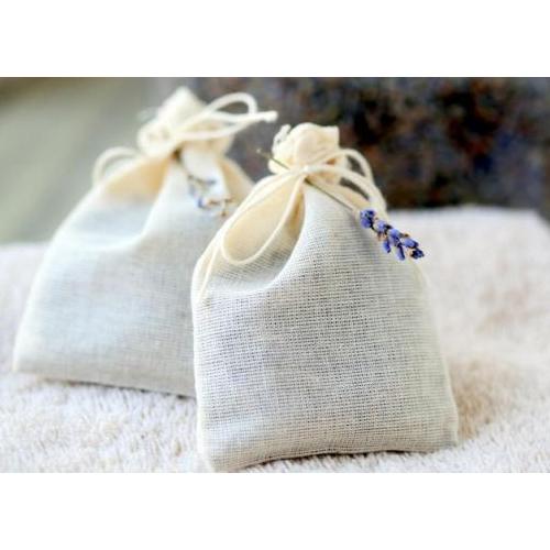Scented plastic bags