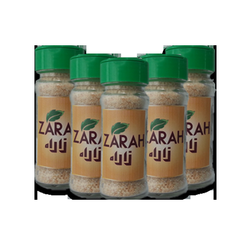 Bottled spices