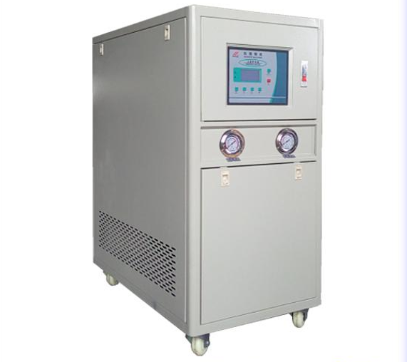5hp water cooled chiller in uae