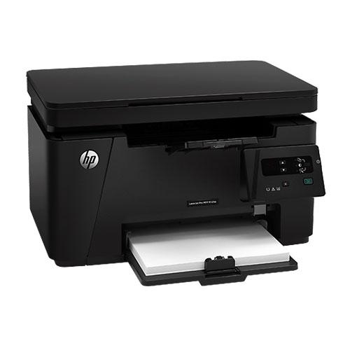 Hp laserjet pro mfp m125a b&w printe