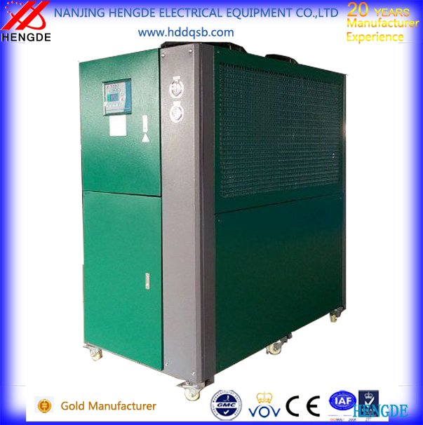 HC-50A 125KW air cooled water chiller cooling price unit_2