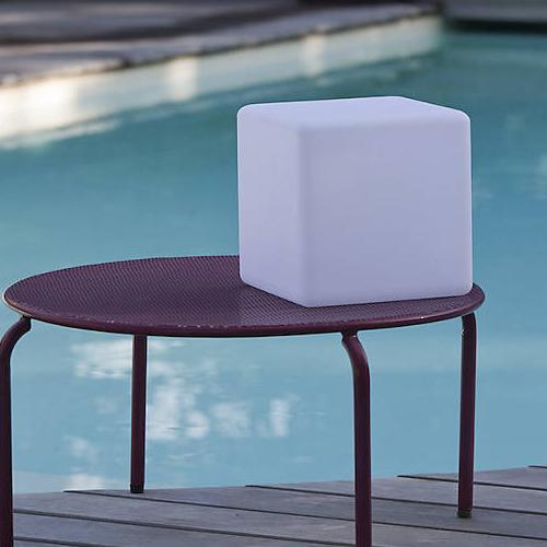 Led cube light 20cm