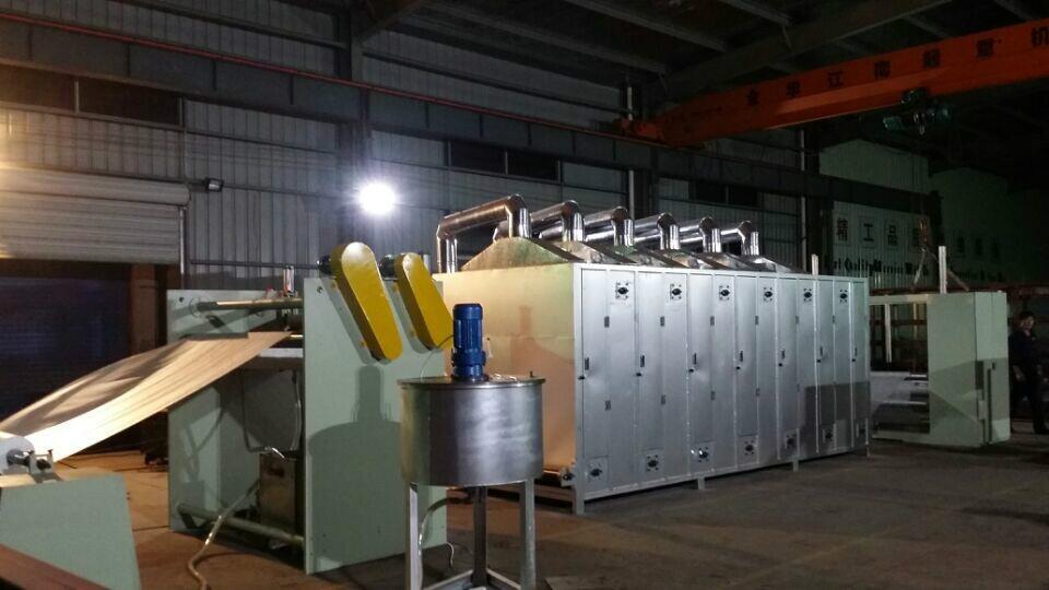 Al-1600/2400/3200hyd spunbond nonwoven hydrophilic equipment