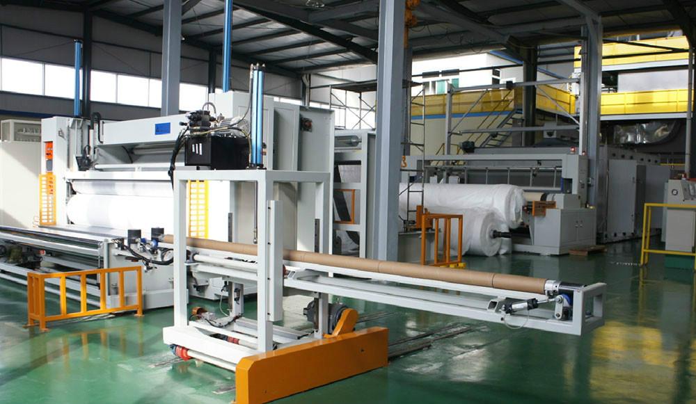 Al-1600/2400/3200sss pp spunbond nonwoven fabric production line