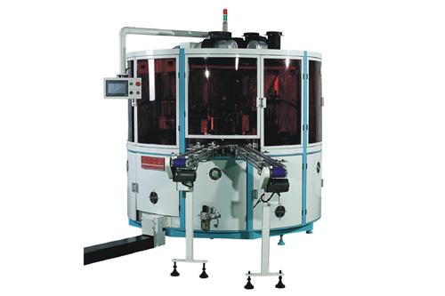 OS-324 Three color Automatic UV Screen Printing Machine_2