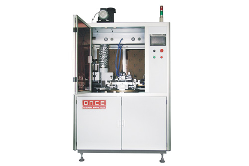 Os-f12 one color automatic flat uv screen printing machine