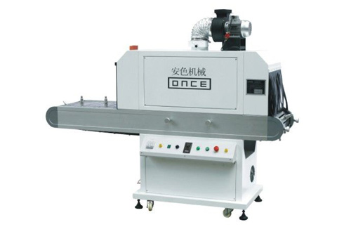Os-300rf round and flat uv curing machine