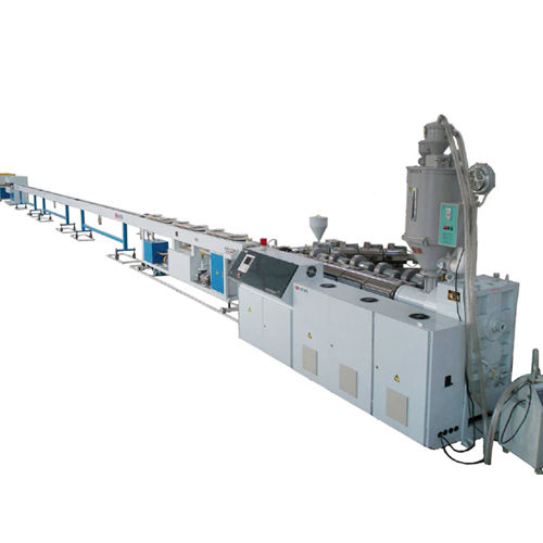 Glass fiber reinforced ppr pipe extrusion production line