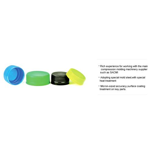 Beveraging packaging - compression cap