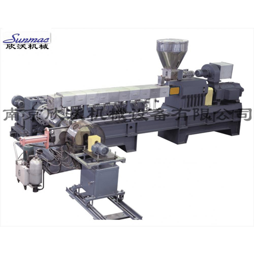 Tsc series of two-stage extrusion unit
