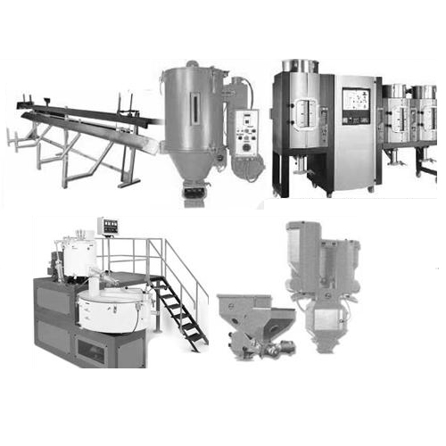Ancillary machineries