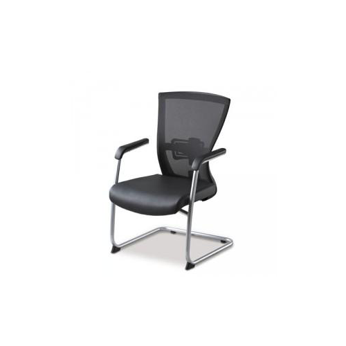 New clear l visitor chair
