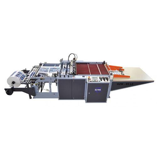 Ozm 70 ls universal bag cutting machine