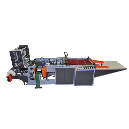 Ozm 85 tls universal patch handled bag cutting machine