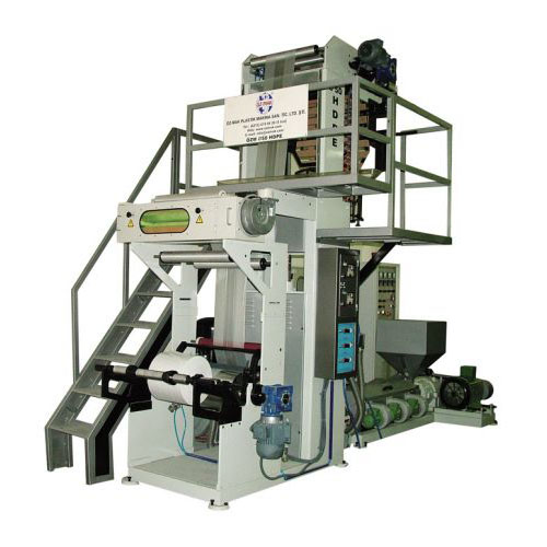 Ozm ø 50 h 600 hdpe blown film machine