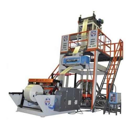 Ozm ø 50 - 60 hn 800 aba co-extrusion blown machine