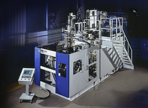 Kcc blow molding machines