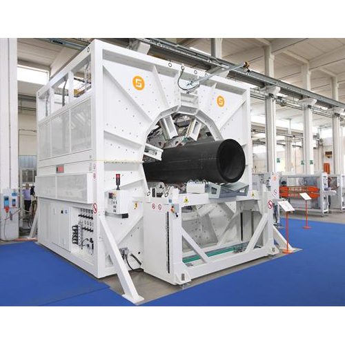 Haul-offs for solid-wall pipe p series