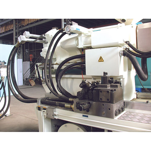 Part of injection machine
