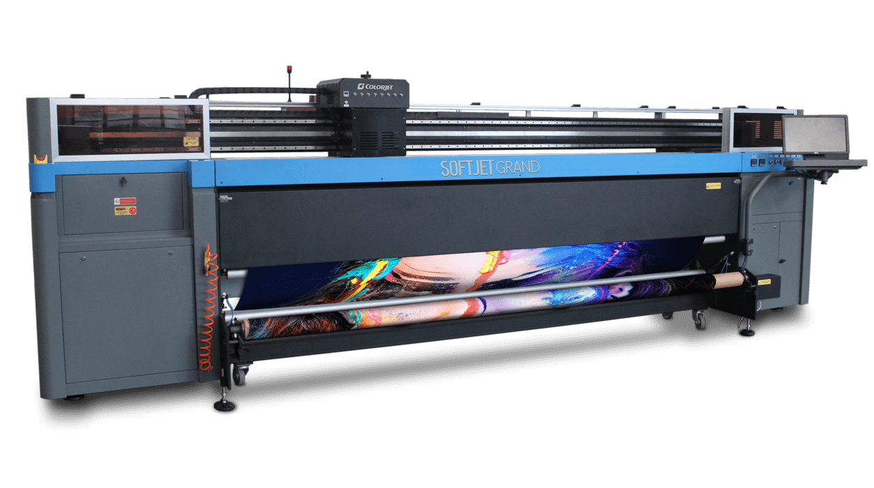 Signage printer (softjet grand)