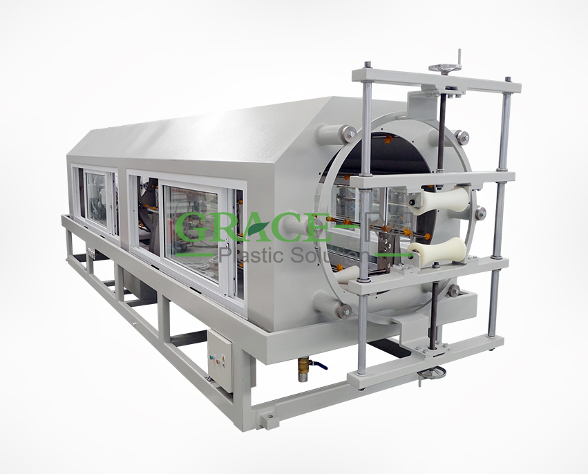 PVC Pipe Extrusion Line_2