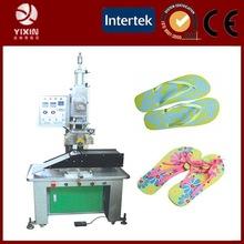 Printing machine of slippers for heat transfer machine