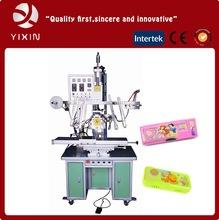 Stationery plastic pencil case heat transfer machine