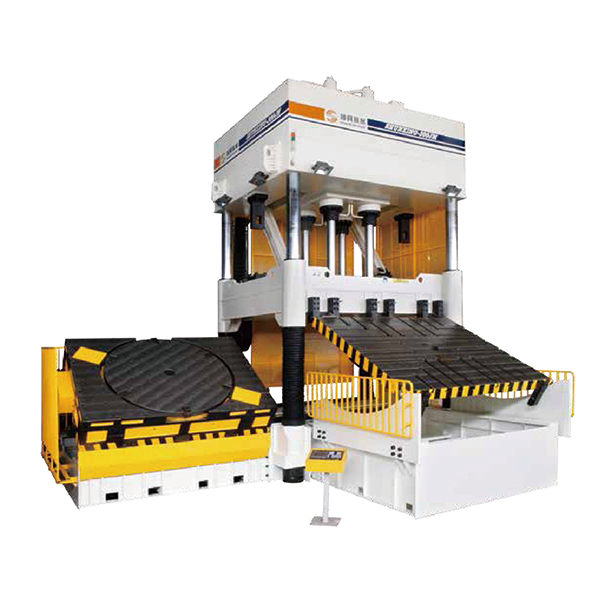 High-precision presses for 3-color mould