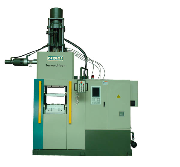 Rubber Injection Machine_2