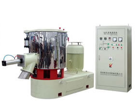 Shr series high-speed mixer