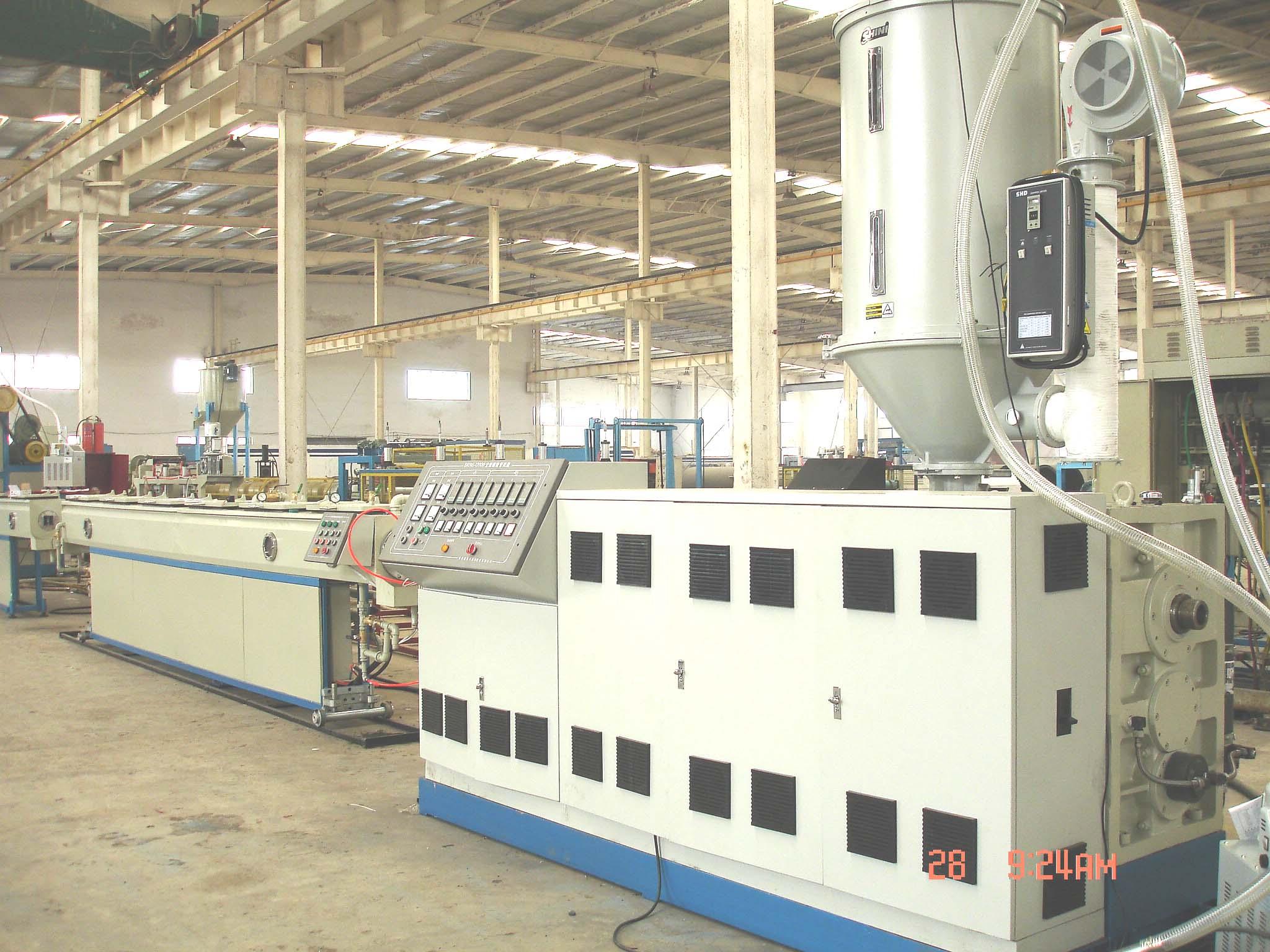 Silicon core tube production line_2