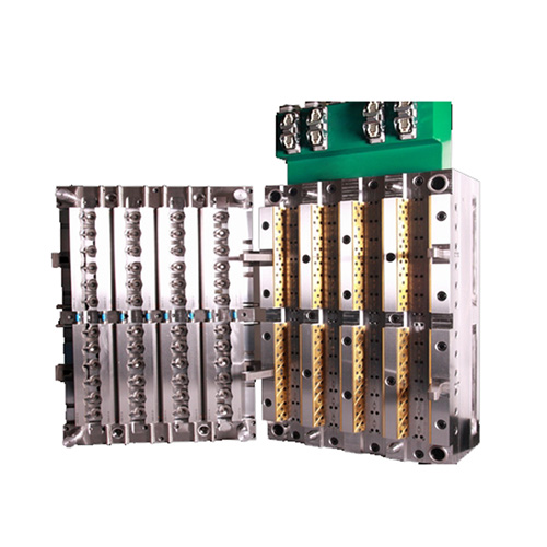 48 Cavity Pharmaceutical Injection Port Mould_2